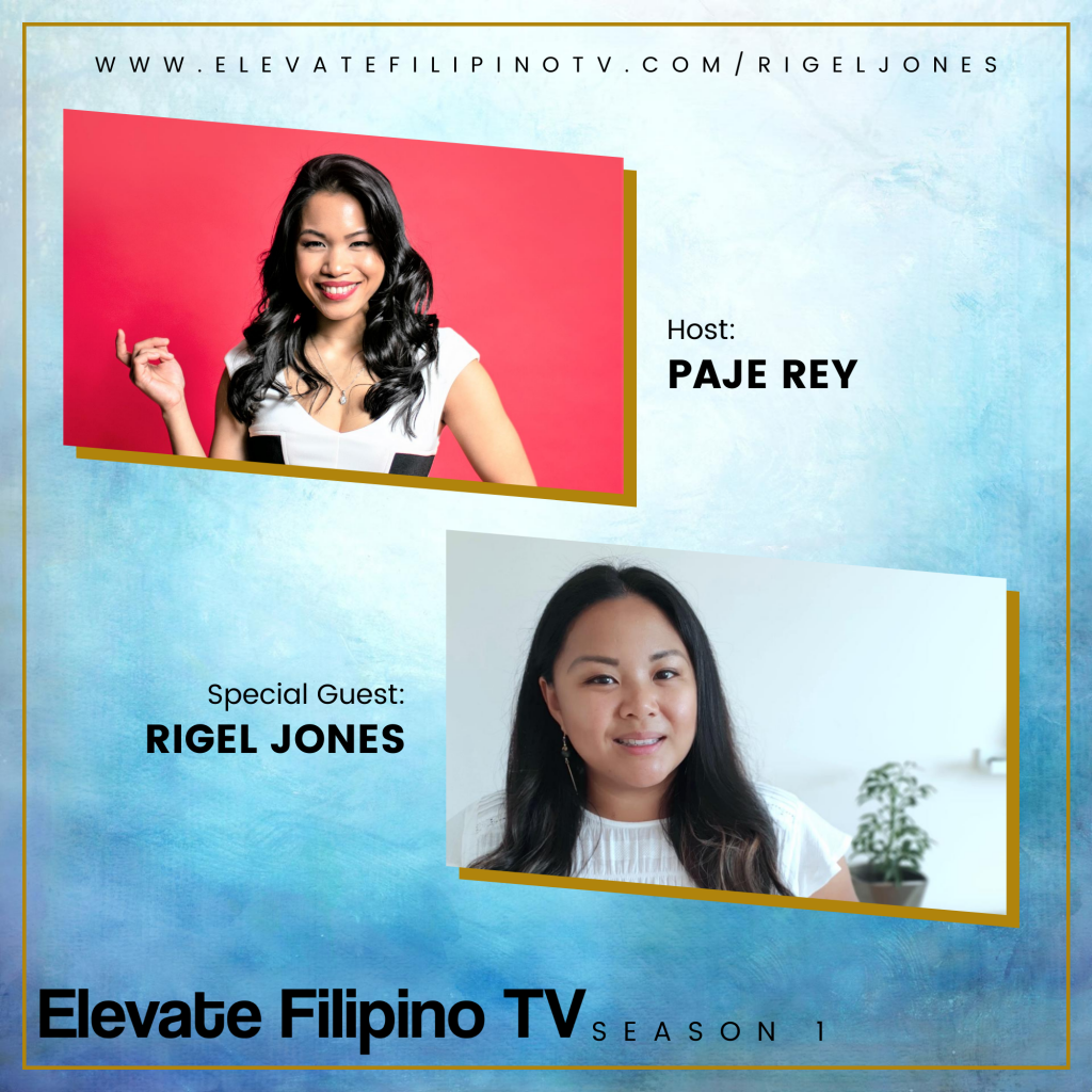 Rigel Jones, co-founder of Kaibigan Connection, Events and Operations