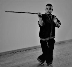 filipino martial arts instructor JB Ramos